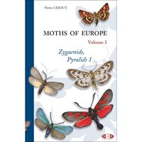 Moths of Europe. Vol. 3 (Leraut)