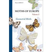 Moths of Europe. Vol. 2 (Leraut)