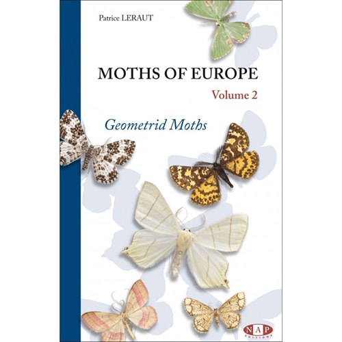 Moths of Europe. Vol. 2 (Leraut)