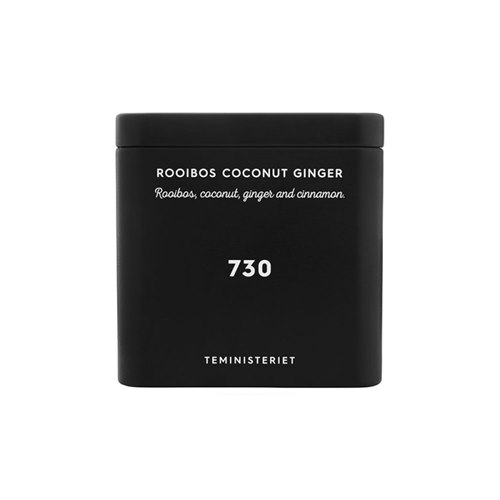 TE, 730 ROOIBOS COCONUT GINGER
