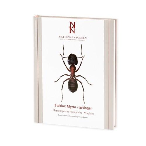 Steklar: Myror - getingar (Abenius m.fl.) Nationalnyckeln