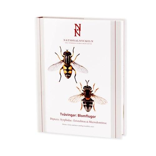 Tvåvingar: Blomflugor 2 Diptera: Syrphidae. Nationalnyckeln