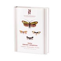 Fjärilar: Käkmalar-säckspinnare (Bengtsson) Nationalnyckeln