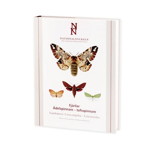Fjärilar: Ädelspinnare-tofsspinnare (Hydén...) Nationalnycke