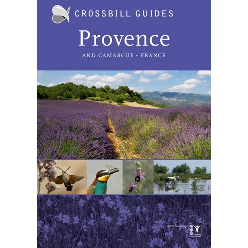 Naturguide to Provence and Camaruge (Crossbild Guide)