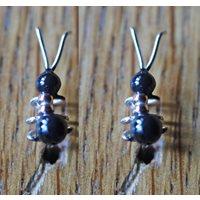Myror örhängen