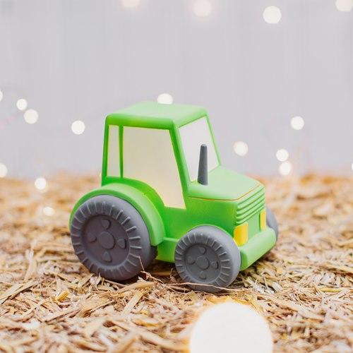 Nattlampa, Traktor