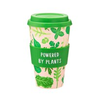 Kaffemugg bambu, Powered By Plants