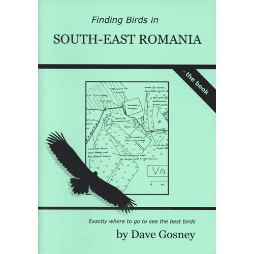 Finding Birds in South-east Romania
