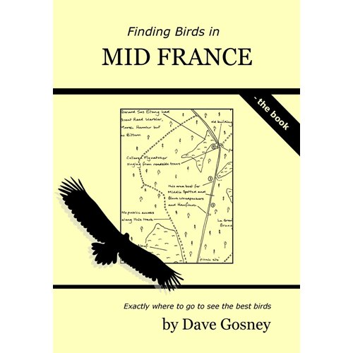 Finding Birds in mid-France.