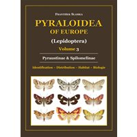 Pyraloidea of Europe, Vol. 3 (Slamka)