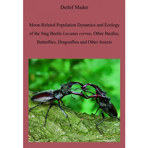 Moon-related population dynamics and ecology of Stag Beetle