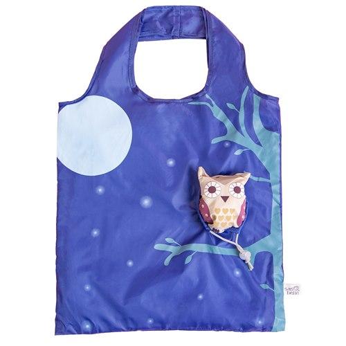 Shoppingbag, owl