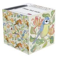 Blockkub Fåglar i Kaprifol 800 blad
