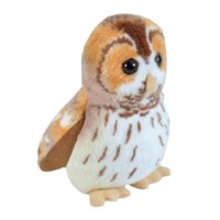 Singing Soft toy - Tawny Owl