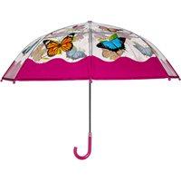 Paraply, FJÄRILAR