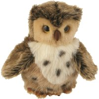 Soft toy Eagle Owl, PLAN