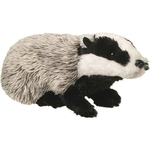 Soft toy, Badger, PLAN