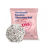Chocolate Ball, Get Raw & Dig
