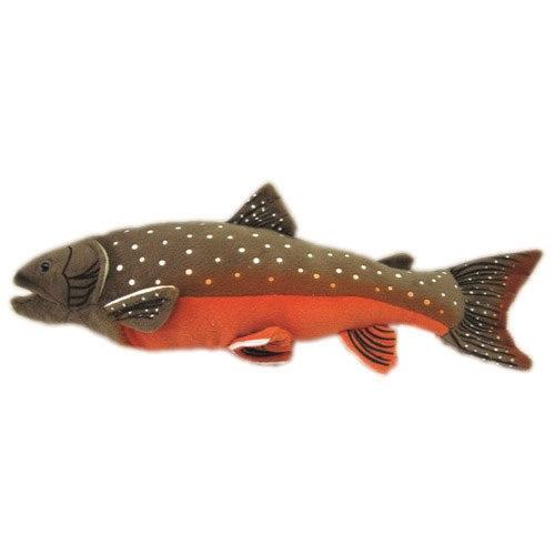 Soft Toy Char fish