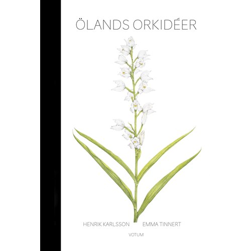 Ölands orkidéer (Karlsson & Tinnert)