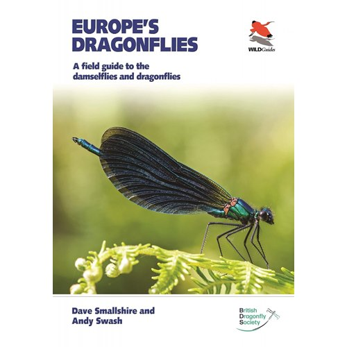 Europe's Dragonflies (Smallshire and Swash)