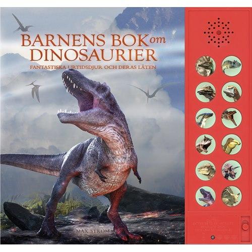 Barnens bok om dinosaurier (Pinnington)
