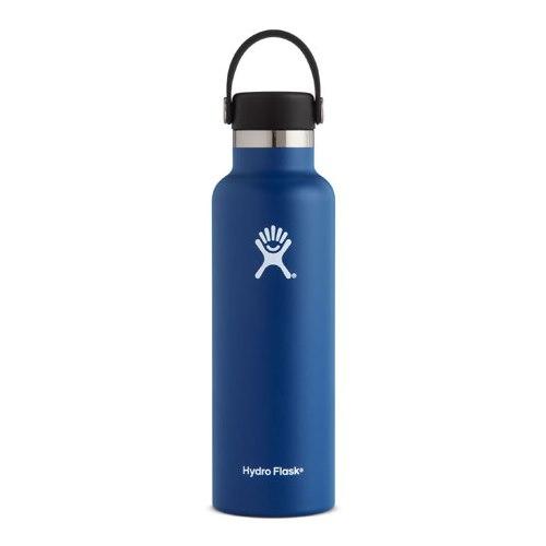 Hydro Flask, Cobalt Standard Mouth Flex 21 (621ml)