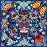 Pussel Kaleido-Fjärilar 500 bitar