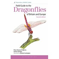Dragonflies of Britain and Europe 2:nd edition (Dijkstra...)