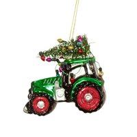 Julpynt, Traktor