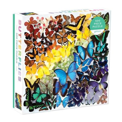 Pussel Fjärilar 500 bitar