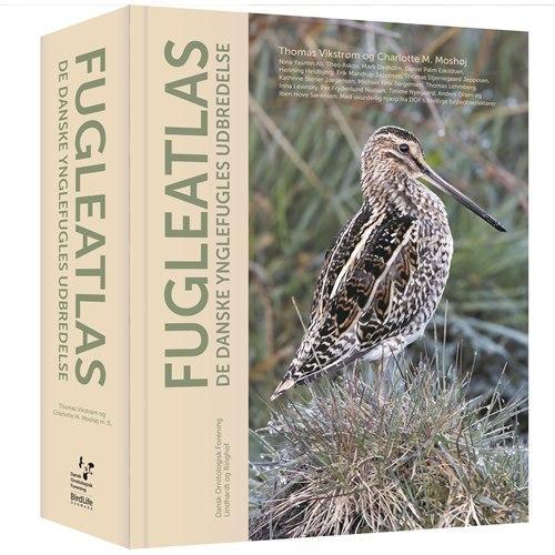 Fugleatlas - Danska häckfåglars utbredning 2014-2017
