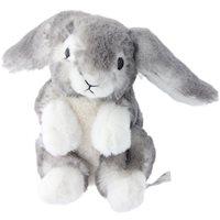 Mjukisdjur Kanin, grå