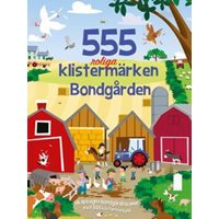 555 roliga klistermärken Bondegården