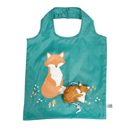 Shoppingbag, fox family