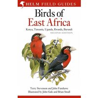 F. G. to the Birds of East Africa 2:nd edition (Stevenson..)