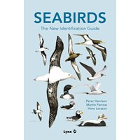 Seabirds - The New Identification Guide (Harrison, Perrow & Larsson)
