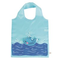 Shoppingbag, whale