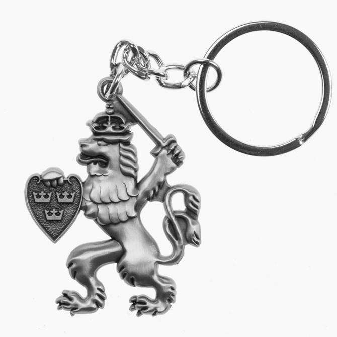 Nyckelring Lejon