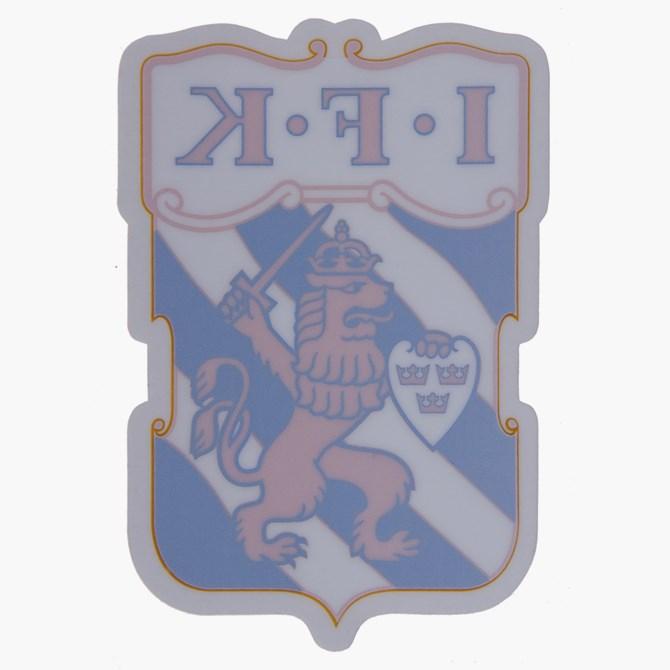 Klistermärke Emblem Insida