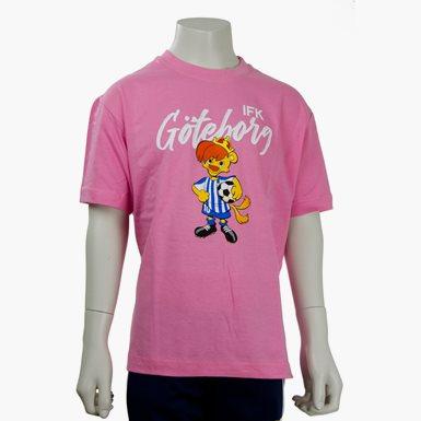 T-Shirt Leo Rosa