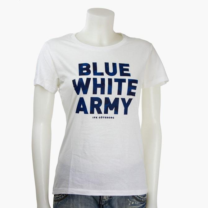 T-Shirt Army Vit Dam