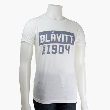 T-Shirt Blåvitt 1904