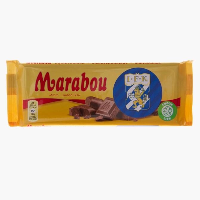 Ifk Chokladkaka Mjölkchoklad