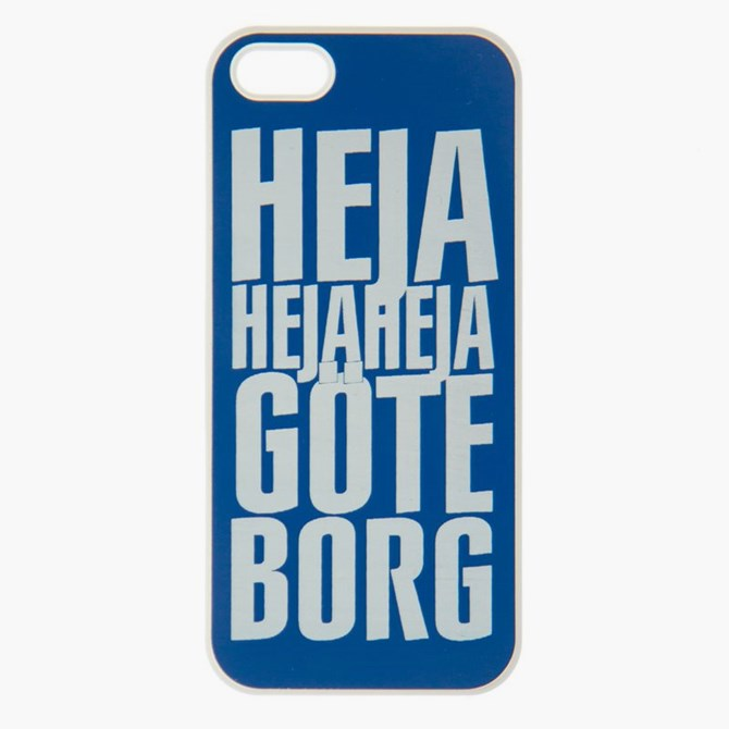 Iphone Heja Blå