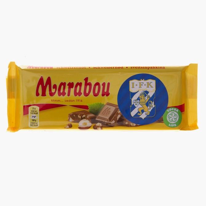 Ifk Chokladkaka Schweizernöt