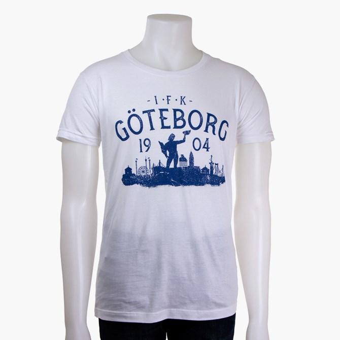 T-Shirt Poseidon Stad