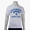 T-Shirt Göteborg Blåvitt Vit Jr