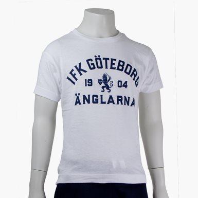 T-Shirt Ifk Göteborg 1904 Vit Jr